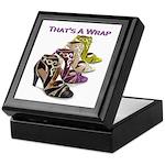 That's A Wrap Keepsake Box