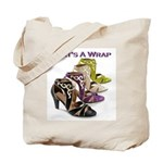 That's A Wrap Tote Bag