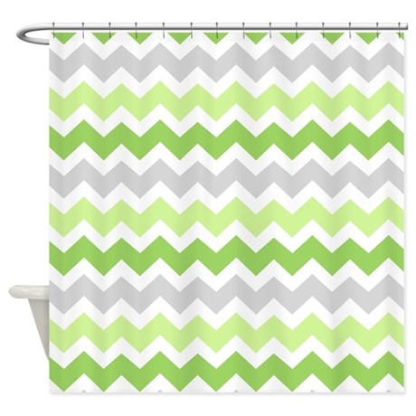 Light Pink Sheer Curtains Lime Green Chevron Fabric