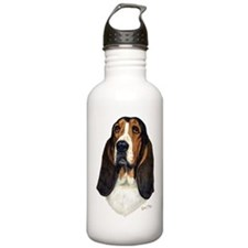 Basset Hound Water Bottle