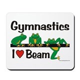Beam Frogs Mousepad