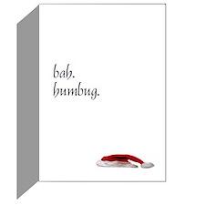 Bah Humbug! Chihuahua Greeting Card