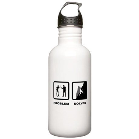 Mountain Climbing Stainless Water Bottle 1.0L