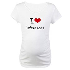 I Love Inferences Shirt