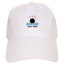 Personalized Bowling Baseball Cap