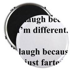 "Cool Fart 2.25"" Magnet (100 pack)"