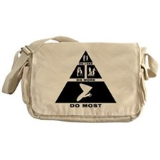 Hang Gliding Messenger Bag