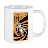 Time Traveler scifi vintage Mug