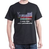 Chemistry Mens Dark T-shirts