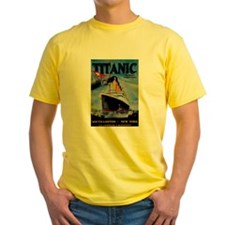 Vintage Titanic Travel T-Shirt