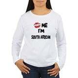 Kiss Me I'm South African T-Shirt