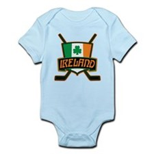 Ireland Irish Ice Hockey Shield Body Suit