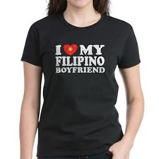 I Love my Filipino Boyfriend Tee