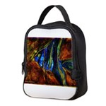 Angel Fish Neoprene Lunch Bag
