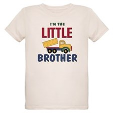 Litte Brother Dump Truck T-Shirt