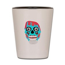 Scary Monster Face Shot Glass