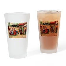 Tea Ceremony Drinking Glass