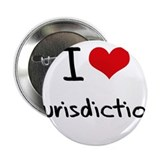 "I Love Jurisdiction 2.25"" Button"