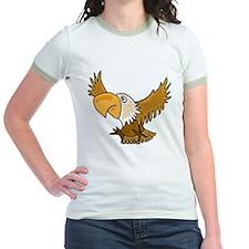 Funky Eagle Art T-Shirt