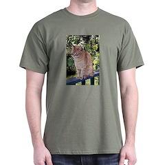 Vintage Style Dark T-Shirt