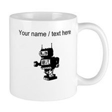 Custom Robot Alien Mug