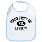 Property of Lyndsey Bib