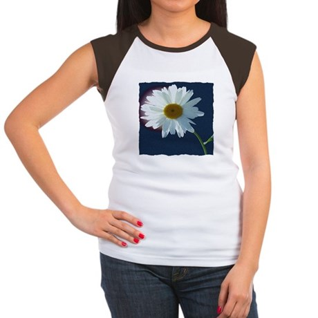 Daisy Women's Cap Sleeve T-Shirt