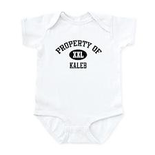 Property of Kaleb Infant Bodysuit