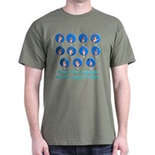 Sign Language Numbers T-Shirt