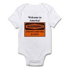 Welcome to America Infant Bodysuit