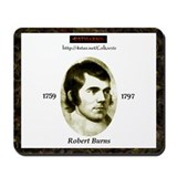 Robert Burns Mousepad