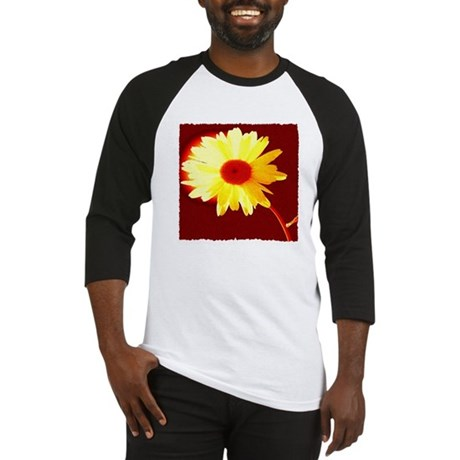 Hot Daisy Baseball Jersey