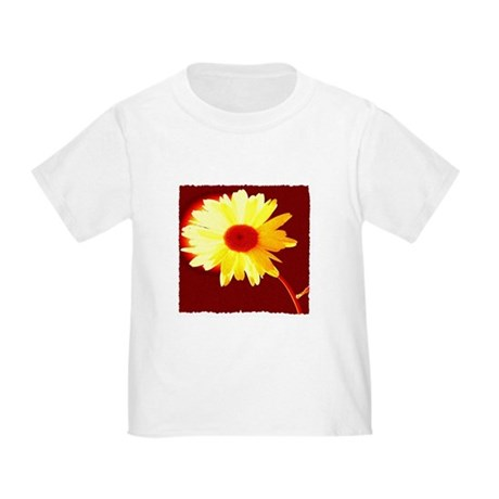 Hot Daisy Toddler T-Shirt