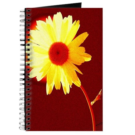 Hot Daisy Journal