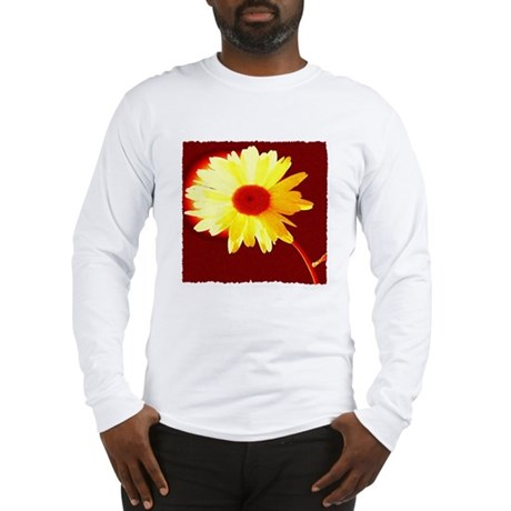 Hot Daisy Long Sleeve T-Shirt