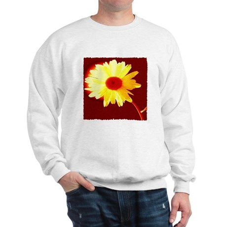 Hot Daisy Sweatshirt