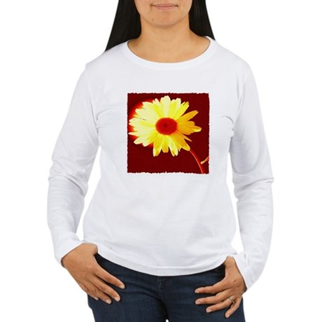 Hot Daisy Women's Long Sleeve T-Shirt