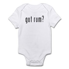 Got Rum? Infant Bodysuit