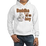 Buddha Hooded Sweatshirt