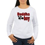 Buddha Women's Long Sleeve T-Shirt
