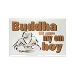 Buddha Rectangle Magnet (10 pack)