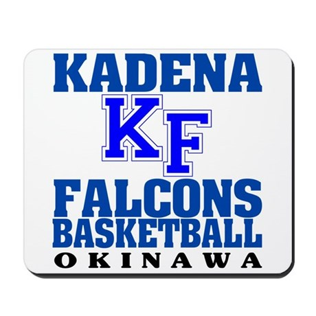 Falcons Basketball Mousepad