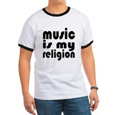 music is my religion T