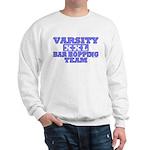 Varsity Bar Hopping Team Sweatshirt