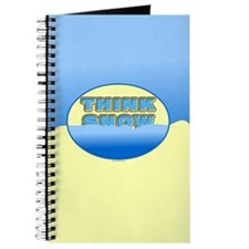 Think Snow Snowdrifts Journal