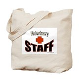 Veterinary Staff Tote Bag