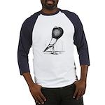 Swing Pouter Pigeon Baseball Jersey