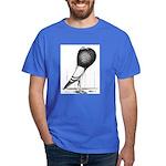 Swing Pouter Pigeon Dark T-Shirt