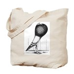 Swing Pouter Pigeon Tote Bag