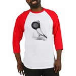 Starwitzer Pouter Pigeon Baseball Jersey